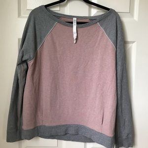 Lululemon crew love sweat shirt